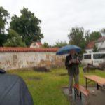 26. 05. 2013 - Lobkovice - Oslavy výročí Fr. Palackého, sázení  stromů (foto: Jaroslava Soukupová)