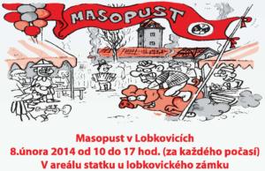 Masopust Lobkovice 2014