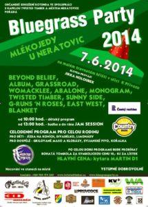 bluegrass party 2014