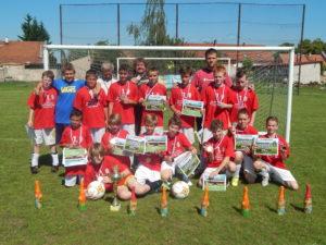 mladší žáci FC Lobkovice