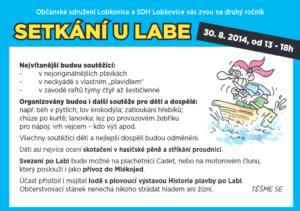 Setkání na Labi 2014