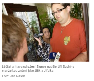 Jiří Suchý (Slunce naděje)
