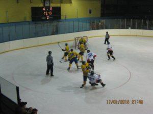 HC Buldoci vs HC TJ Božetice