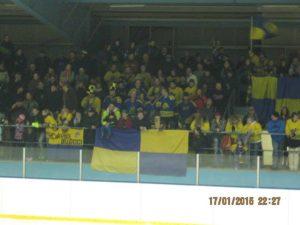 fanoušci HC Buldoci